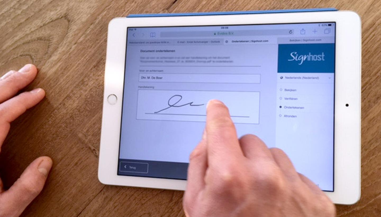 Wat je moet weten over digitaal ondertekenen