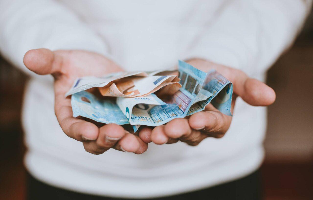 belastingvrij geld schenken